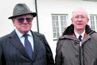 Anthony Miller og Donald Martin
