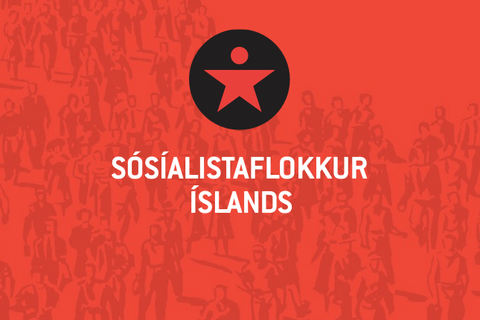 The logo of the new political party.