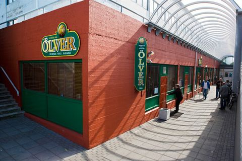 Sport Bar Olver