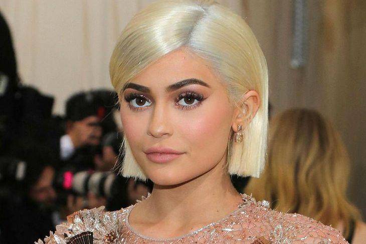 Kylie Jenner deilir ekki öllu með aðdáendum sínum þessa dagana.