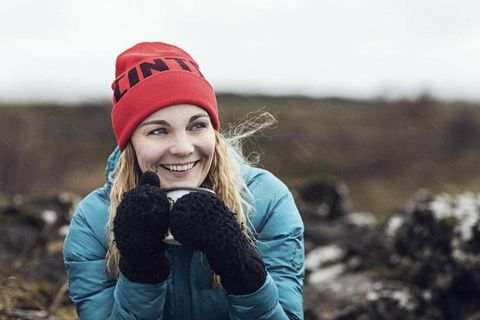 Icelandic explorer Vilborg Anna Gissurardóttir counts crossing the South Pole as one of her many accomplishments.