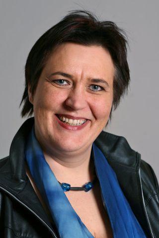 Björk Vilhelmsdóttir.
