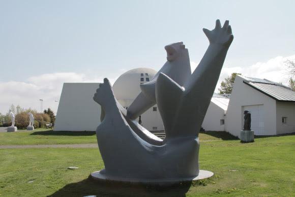 Ásmundarsafn - Reykjavík Art Museum