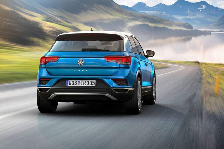Volkswagen T-ROC hefur hlotið mun betri viðtökur en VW bjóst við.