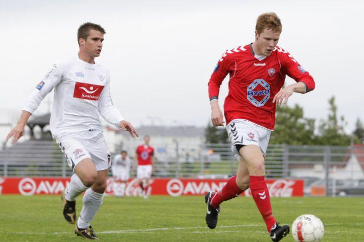 Andri Freyr Björnsson er farinn frá Selfyssingum til BÍ/Bolungarvíkur og Arnar Sveinn Geirsson er kominn ...