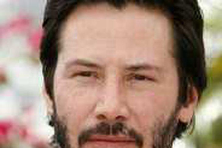 Keanu Reeves átti erfitt um fertugt.