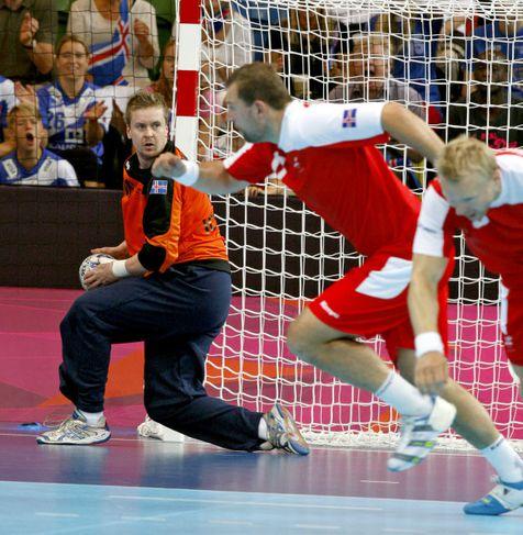 Hreiðar Levý Guðmundsson, Sverre Jakobsson, Ingimundur Ingimundarson.