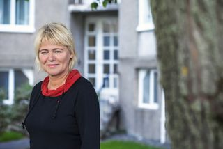 Oddný Harðardóttir, nýr formaður Samfylkingarinnar.