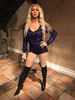 Vaxmynd Madame Tussauds af Beyoncé er frekar ólík söngkonunni.