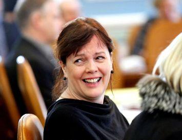Svandís Svavarsdóttir heilbrigðisráðherra styður aðgerðir kvenna í læknastétt til að uppræta kynbundið áreiti, ofbeldi og ...