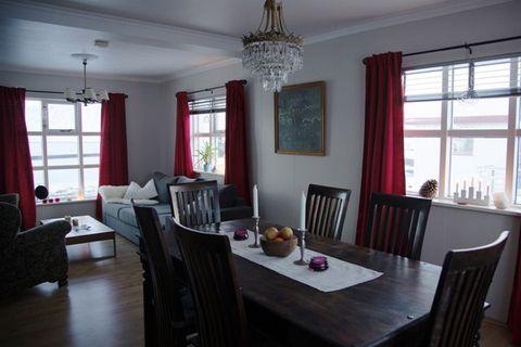 Bjarg Apartments