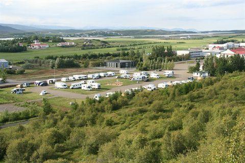 Egilsstaðir Camping site