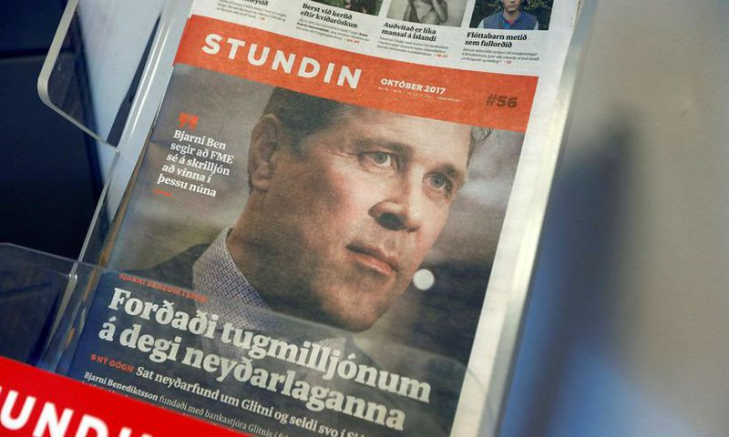 A majority of Icelanders are unhappy about the injunction put on newspaper Stundin on the PM's finances.