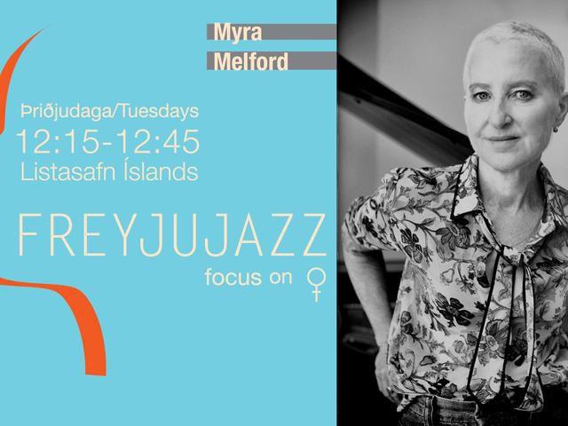 Freyjujazz // Myra Melford