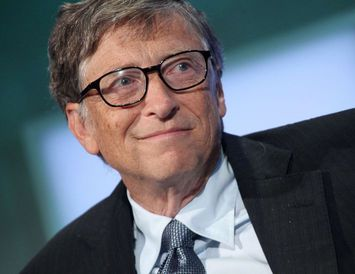 Bill Gates er oft á tíðum ríkasti maður heims. En Control-Alt-Delete skipunin verður ekki göldruð ...