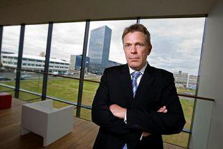 Höskuldur H. Ólafsson bankastjór Arion banka segir að eftir á að hyggja hafi verið rangt ...