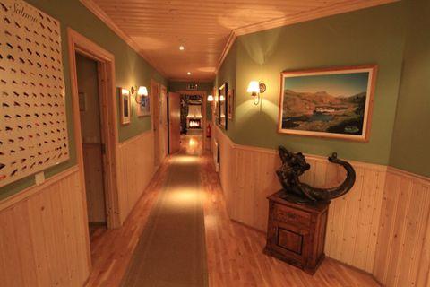 Eyjar Fishing Lodge at Breiðdalsa