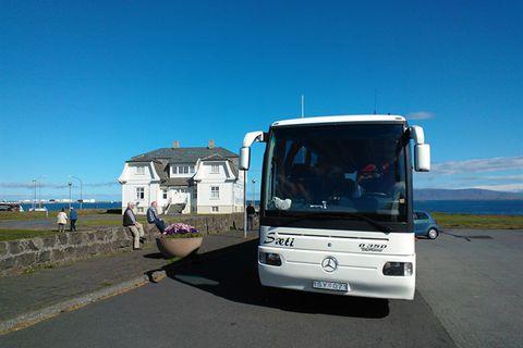 Sæti hópferðir