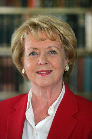 Vigdís Finnbogadóttir, fv. forseti Íslands.