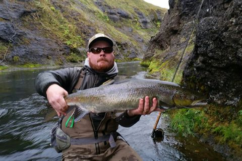 Iceland Fishing Guide