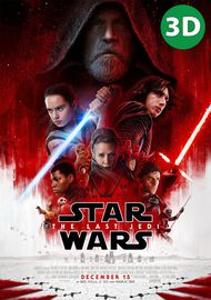 Star Wars: Episode VIII - The Last Jedi 3D