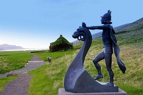 Eiríksstaðir - Living Museum