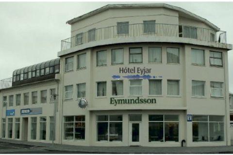 Hotel Eyjar Apartment Hotel