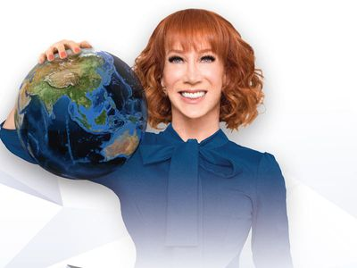 Kathy Griffin - Laugh Your Head