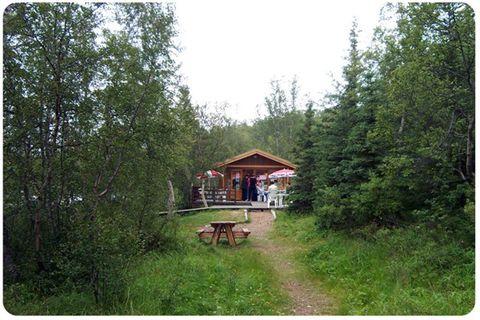 Vaglaskógur Camping Ground