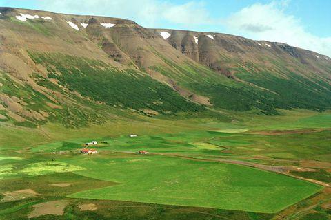 Sigríðarstaðir Camping Ground