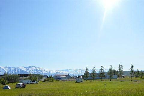 Dalvík Camping Ground