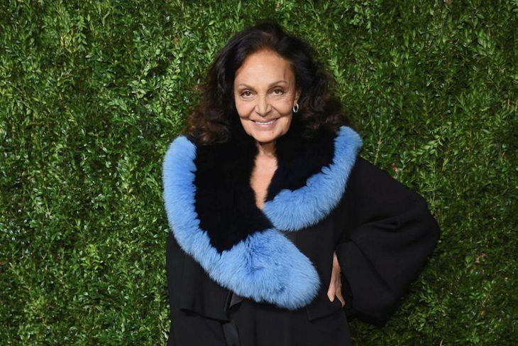 Diane von Furstenberg er reynslunni ríkari eftir mörg ár í ...