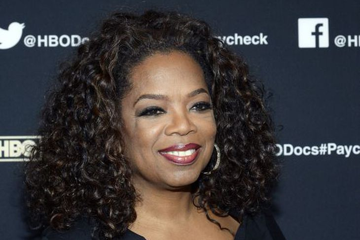 Oprah Winfrey dvelur ekki í fortíðinni.
