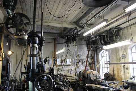 Westfjords Heritage Museum - The Blacksmith's Workshop