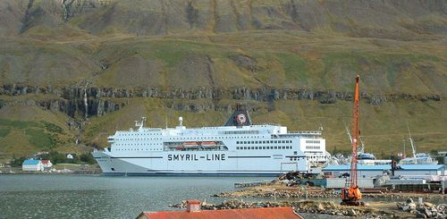 Sail to Iceland