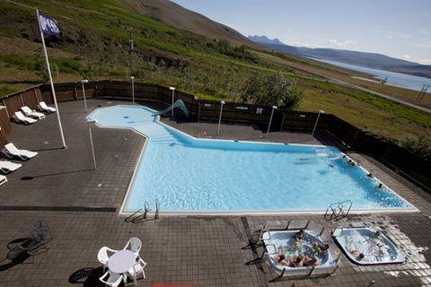 Hlaðir Swimming Pool