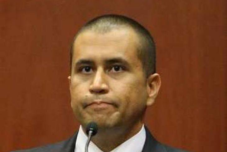 George Zimmerman.
