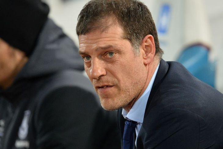 Slaven Bilic, knattspyrnustjóri West Ham.