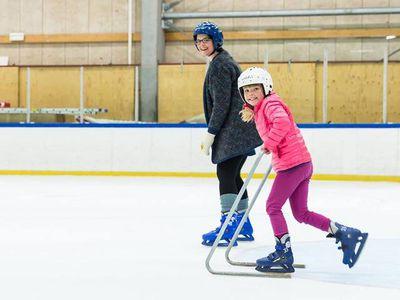 Laugardalur ice skating rink