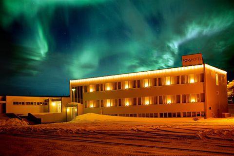 Fosshotel Dalvík - Islandshotel