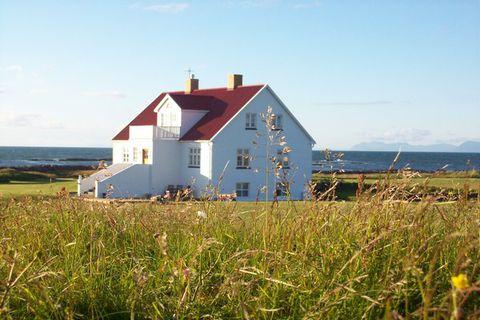Ocean Front Iceland