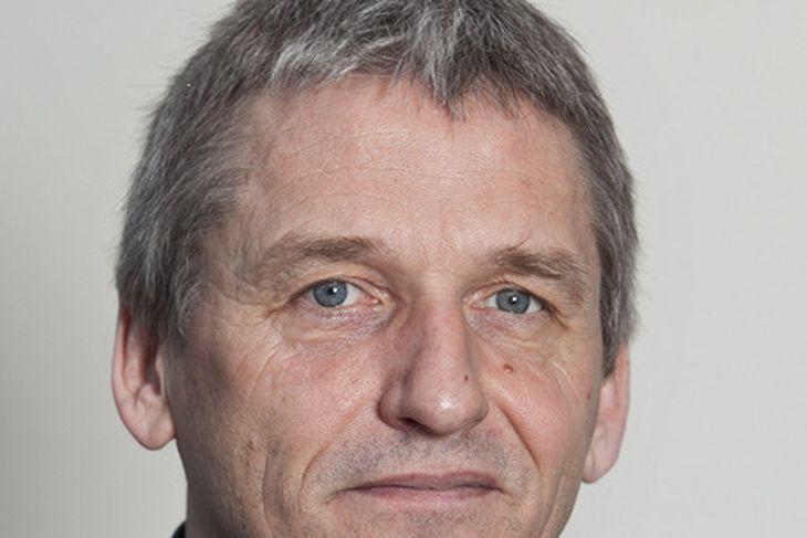 Hjálmar Jónsson, formaður Blaðamannafélags Íslands.