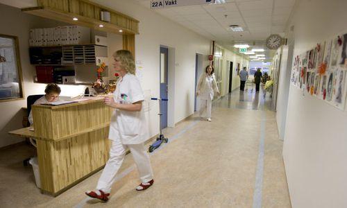 From the National University Hospital's maternity ward.