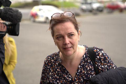 Minister of Health Svandís Svavarsdóttir.