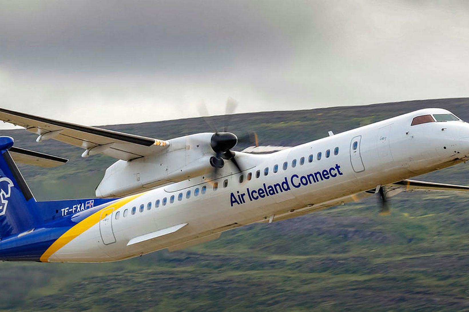 Air Iceland Connect.
