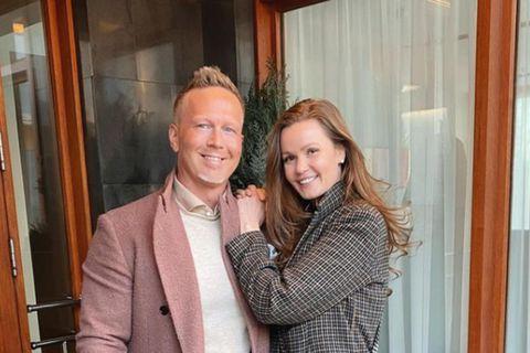 Guðmundur Birkir Pálsson og Lína Birgitta Sigurðardóttir eru ávalt klædd í smekklegar flíkur. Þau selja …