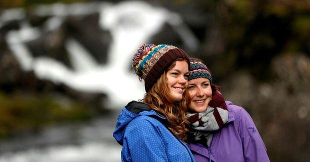 Þjóðverjar horfa til Íslands árið 2021.