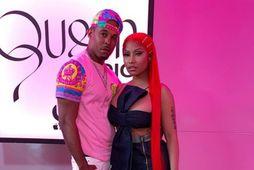 Petty og Minaj.
