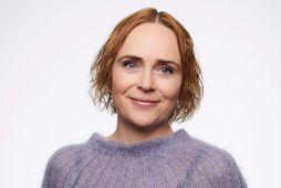 Ásdís Káradóttir, nýr skjalastjóri hjá Póstinum.