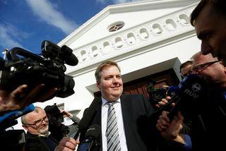 Sigmundur Davíð Gunnlaugsson, sagði af sér sem forsætisráðherra í apríl.
